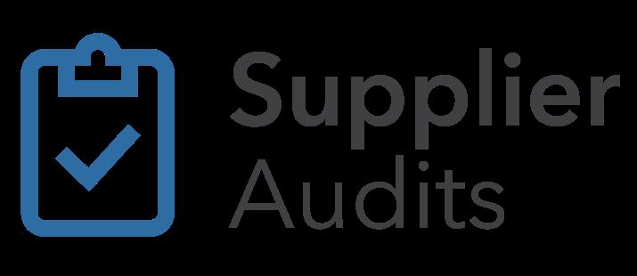 Supplier Audits