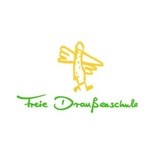 Logodesign Uckermark - Freie Draußenschule Angermünde Greiffenberg