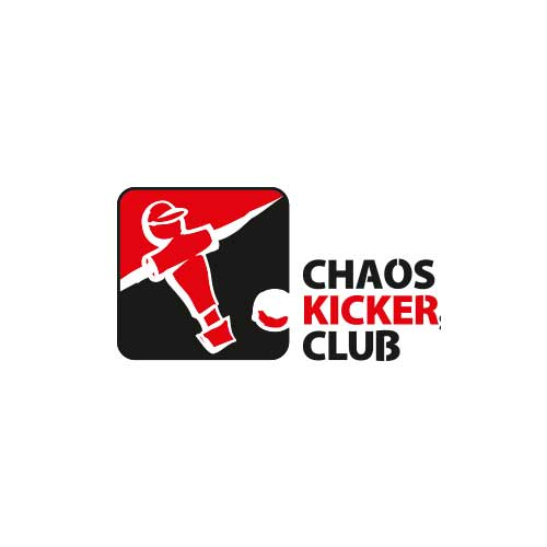 Logodesign Angermünde Uckermark - Chaos Kicker Club Leipzig