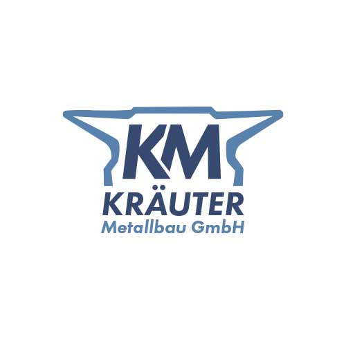 Logodesign Angermünde Uckermark - Kräuter Metallbau Wetzlar