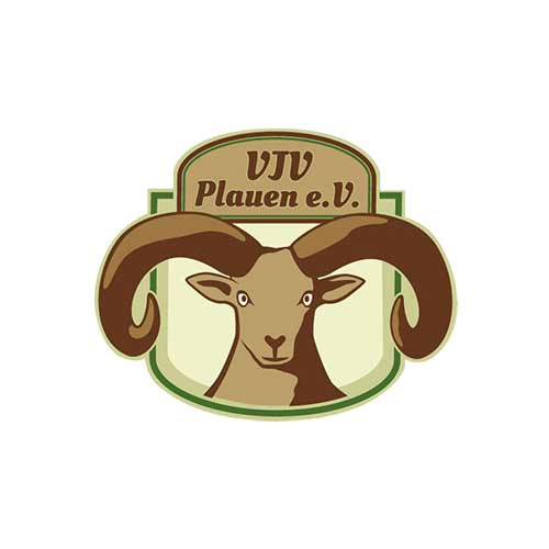 Logodesign Angermünde Uckermark - Jagdverband Plauen