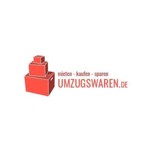 Logodesign Angermünde Uckermark - Umzugswaren - mieten kaufen sparen