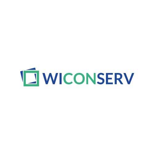Logodesign Angermünde Uckermark - WICONSERV - Ihr Partner für Fenster und Fassade