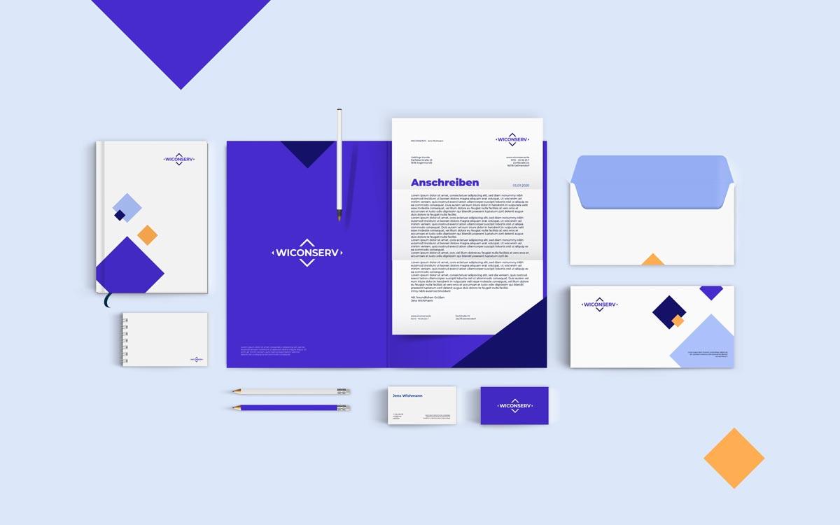 Mockup Brand Design V2