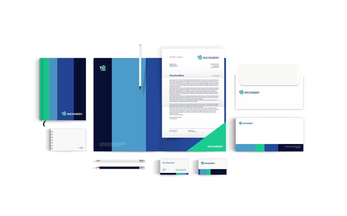 Mockup Brand Design V3