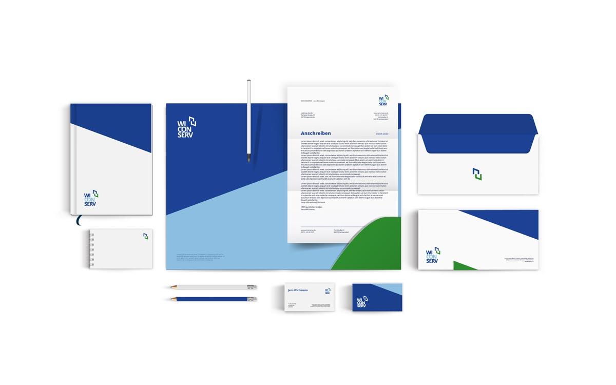 Mockup Brand Design V1