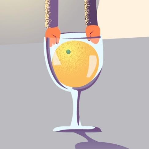 Orange Juice- Charakter Animation - Privates Projekt