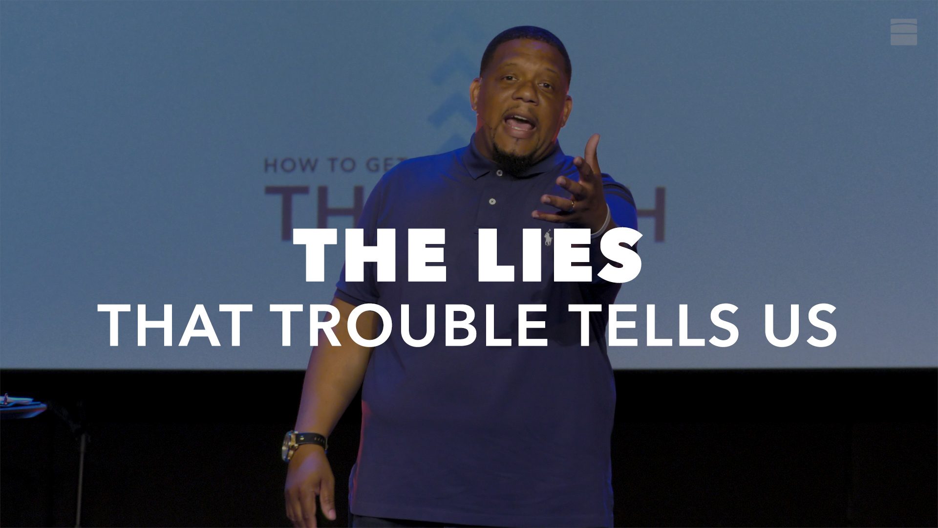 The Lies That Trouble Tells