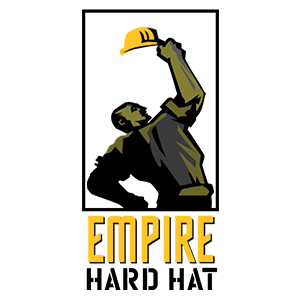 Empire Hard Hat Construction Logo