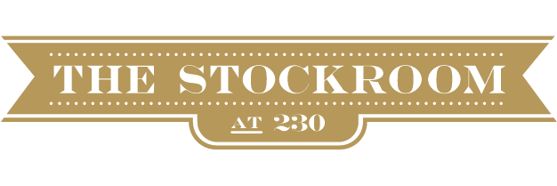 The Stockroom at 230 Logo