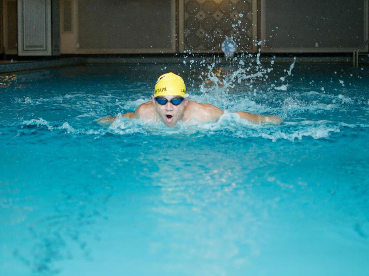 Masters Swim