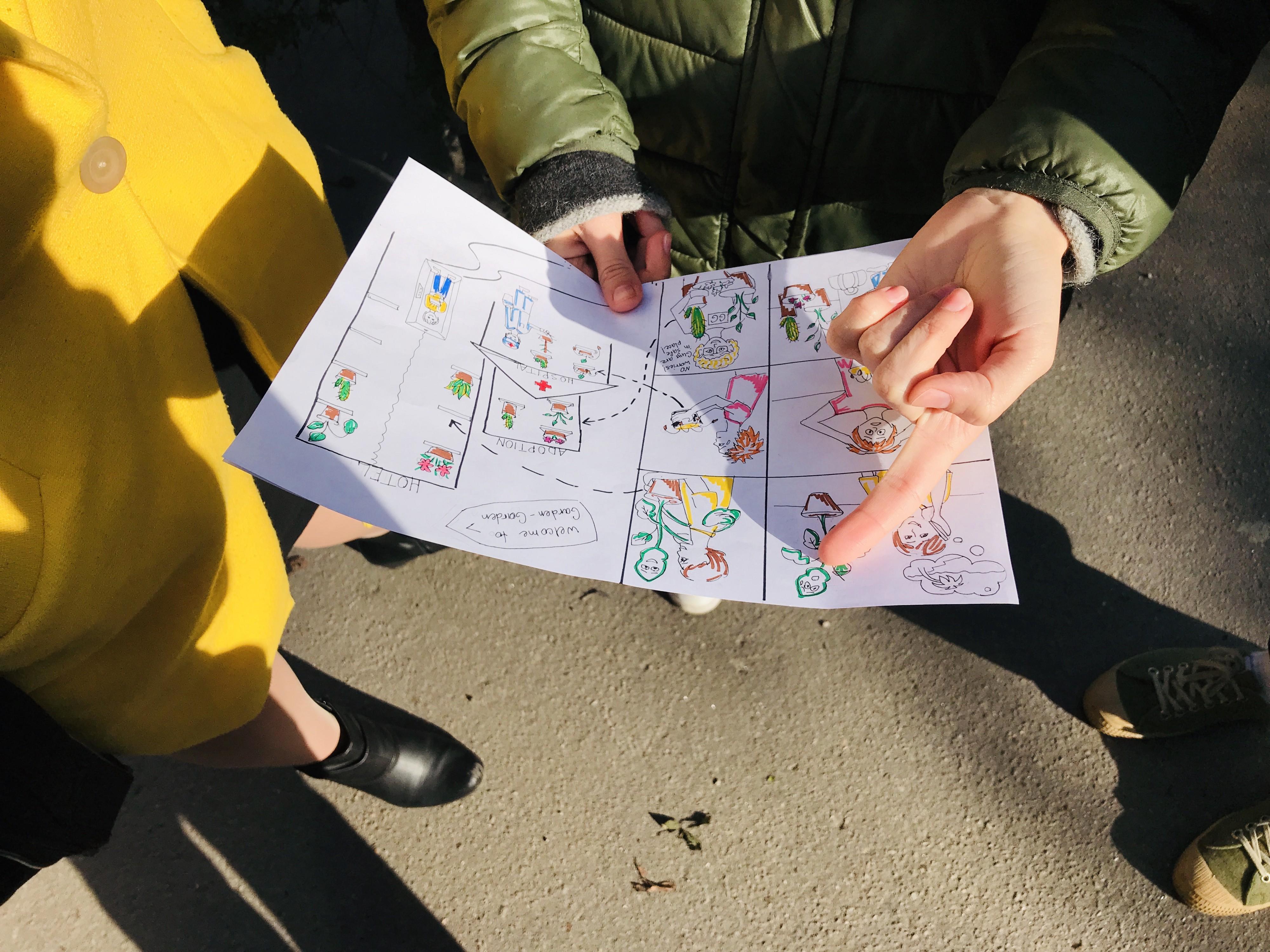 Making Tallinn Healthier through Interaction Design