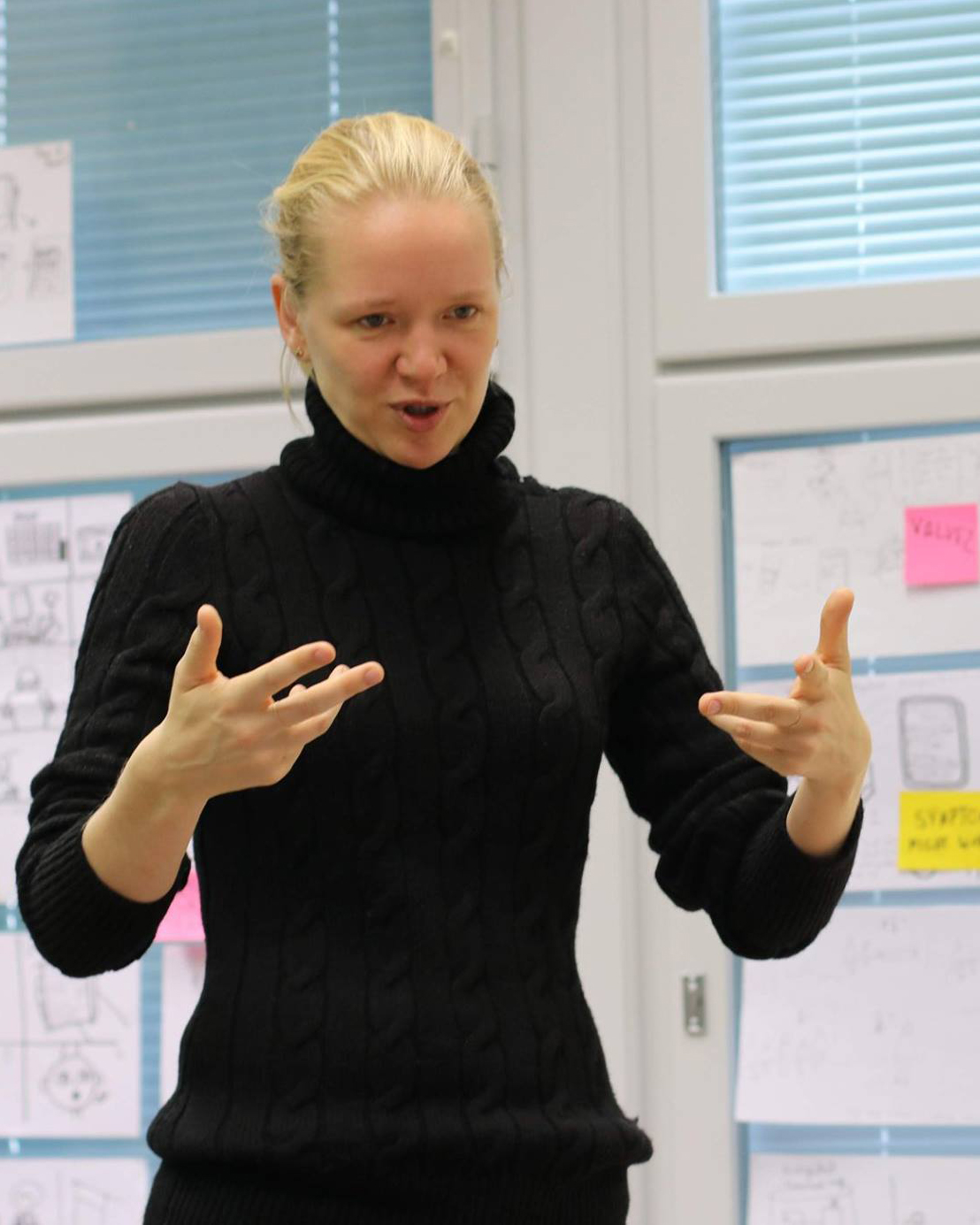 Riina Raudne, PhD