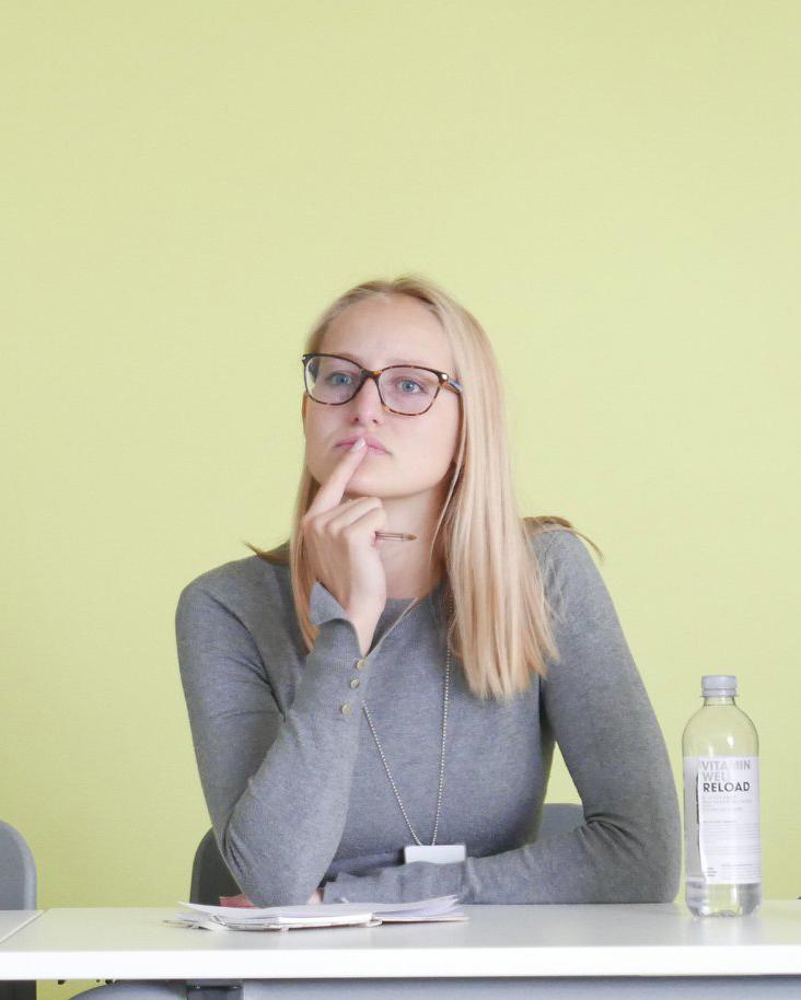 Alexia Kraft de la Saulx