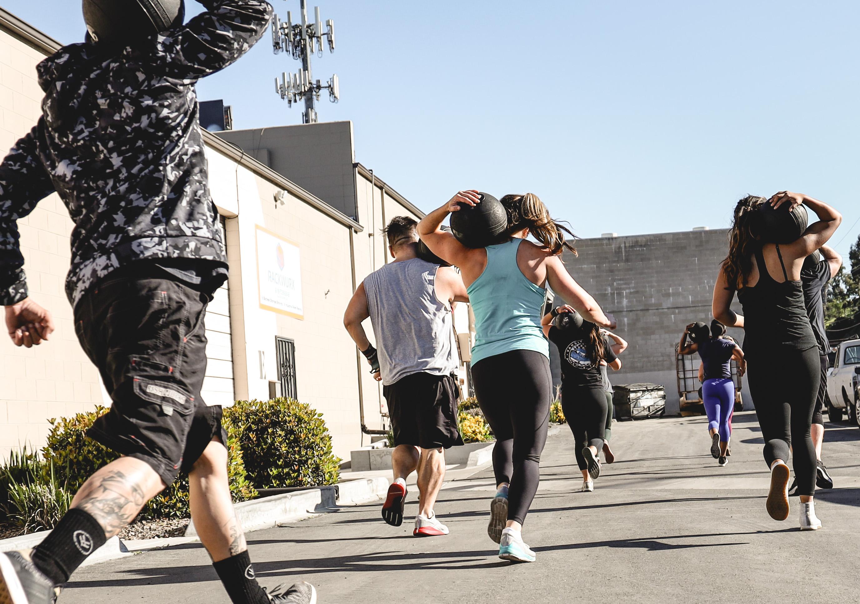 Metabolic conditioning San Diego
