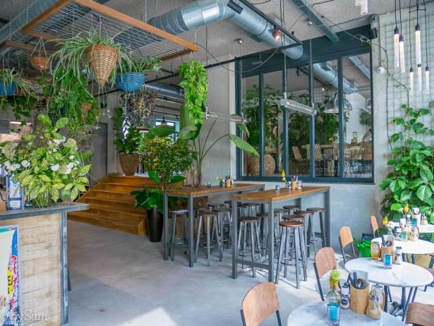 Benji's Bro nieuwe bar restaurant Amsterdam Nieuw-West