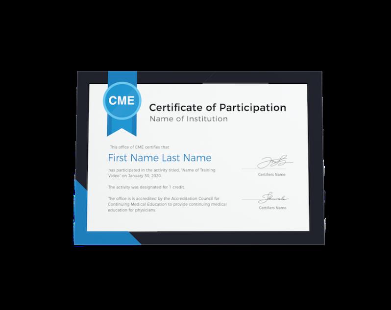 giblib online cme certificate