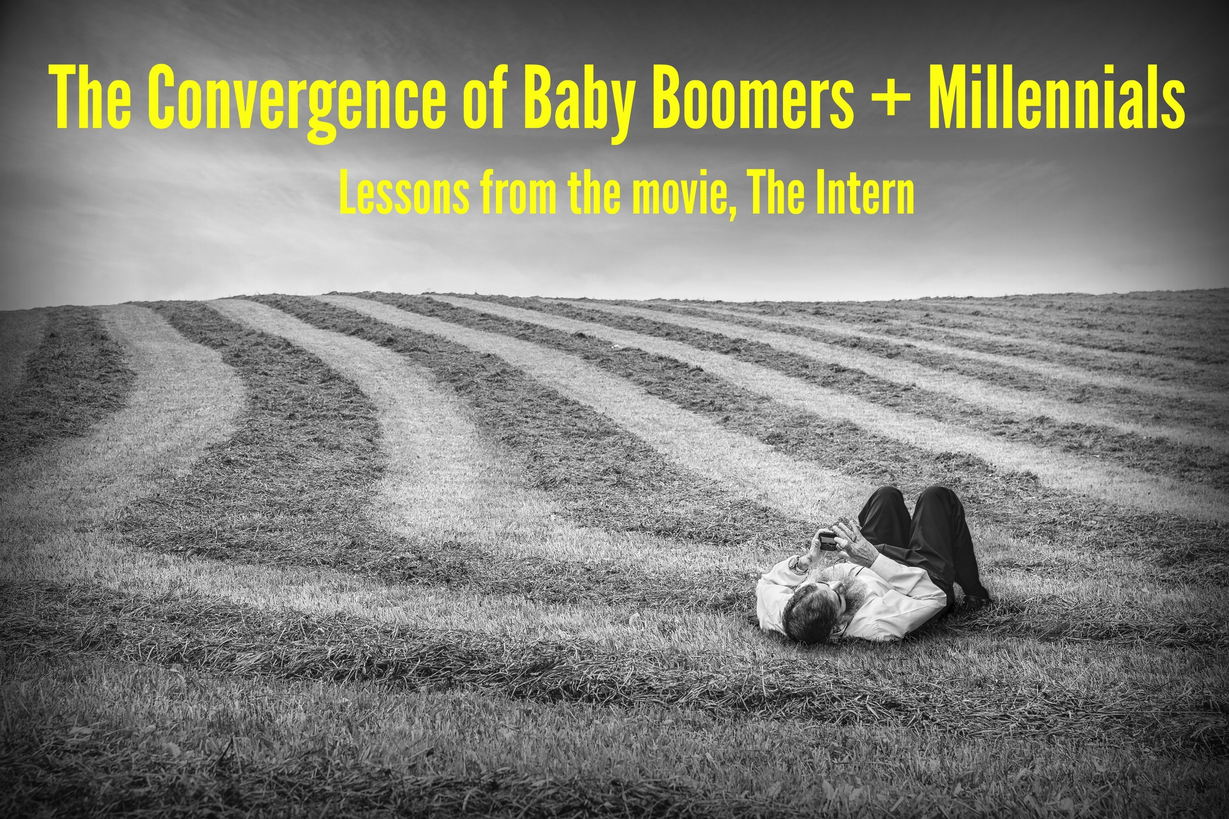 The Convergence of Baby Boomers and Millennials: Lessons ...