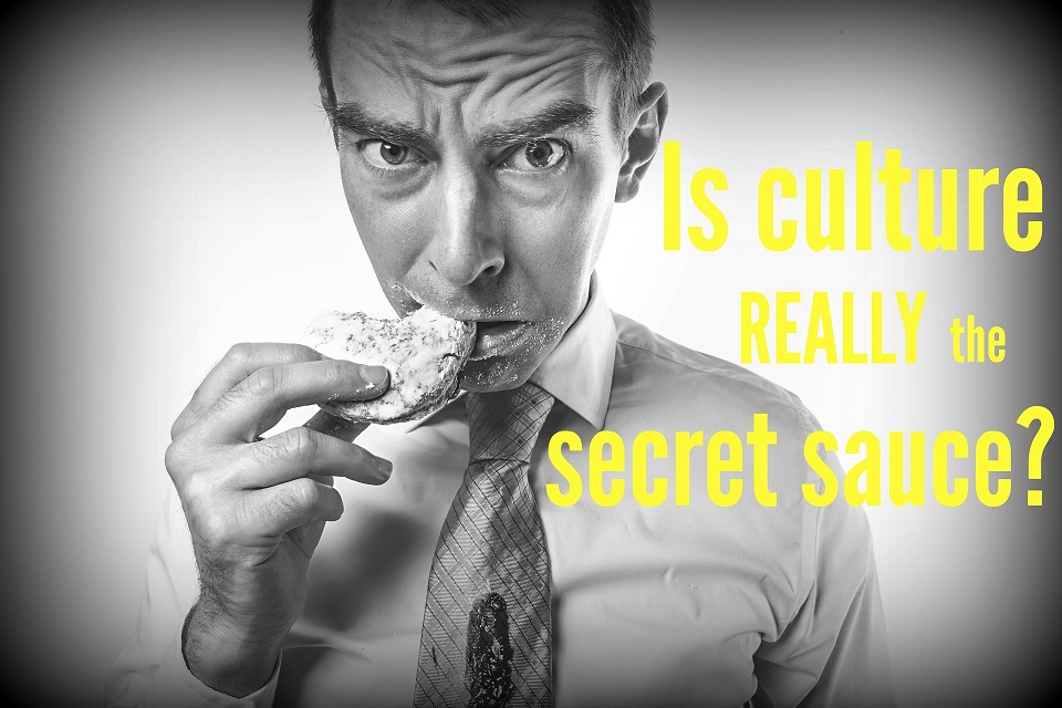 Is Culture Really the Secret Sauce?