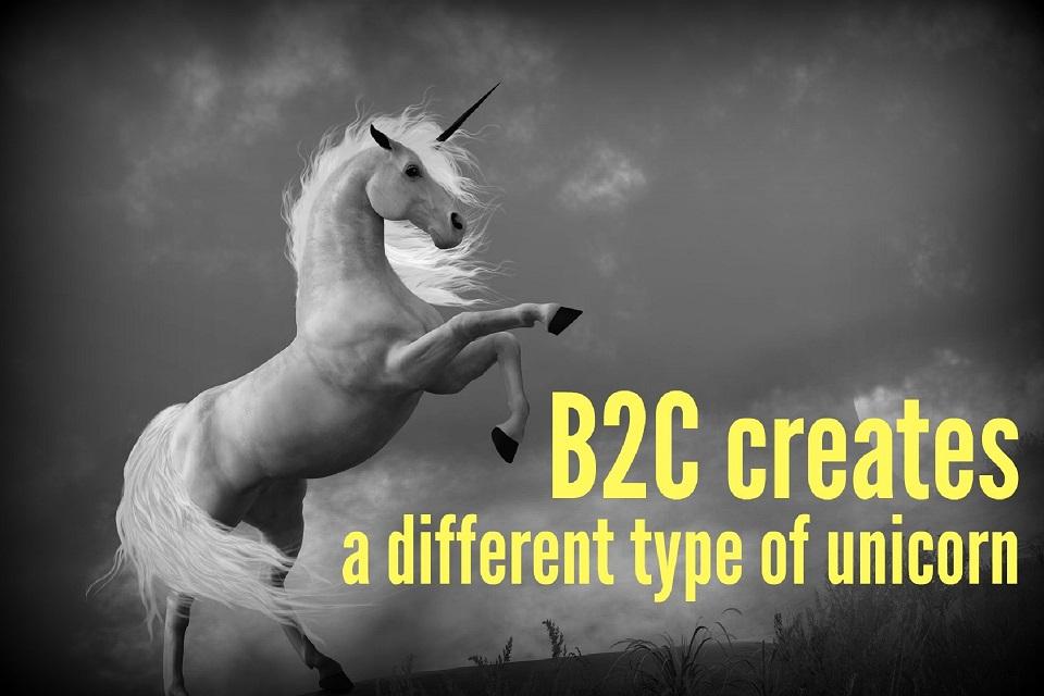 B2C Creates a Different Type of Unicorn