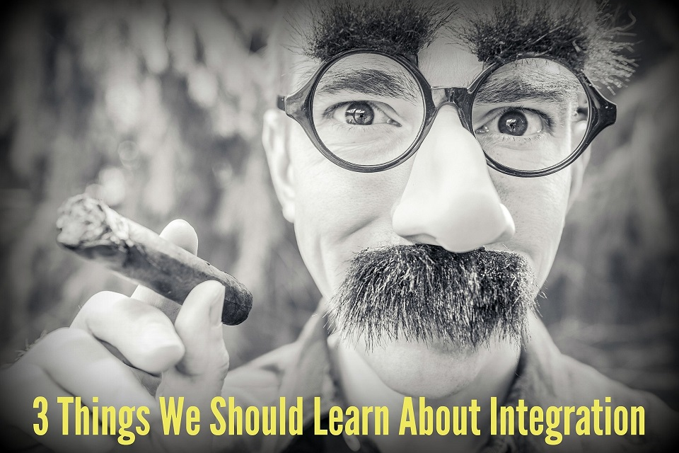 3 Things We Should Learn About Integration