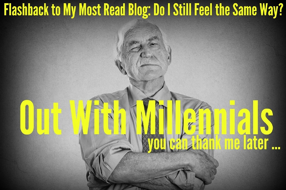 Flashback to My Most Read Blog: Do I Still Feel the Same Way?