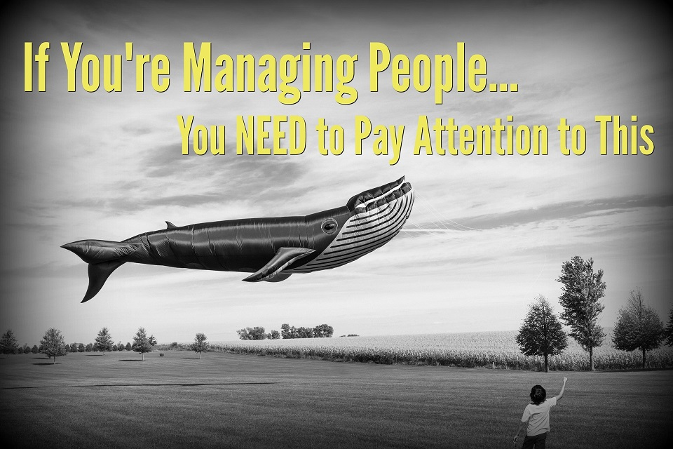 If You're Managing People You Need to Pay Attention to This