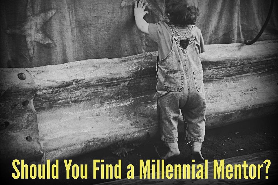 Should You Find a Millennial Mentor?