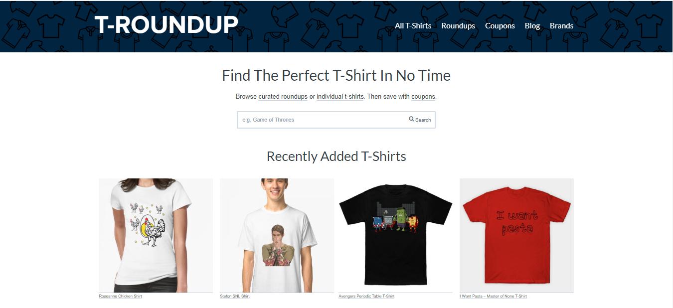 5 Website Untuk Cari Gambar Keren Buat Desain Baju Distro Kamu