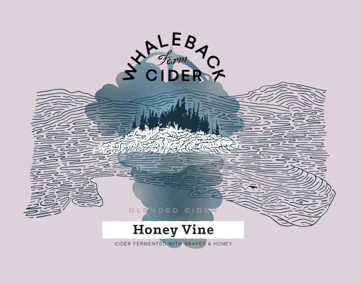 Honey Vine Graphic