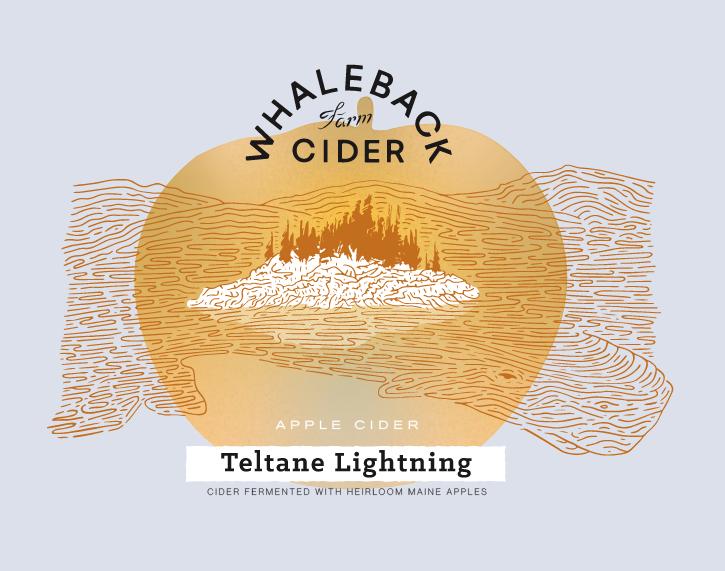 Teltane Lightning Graphic