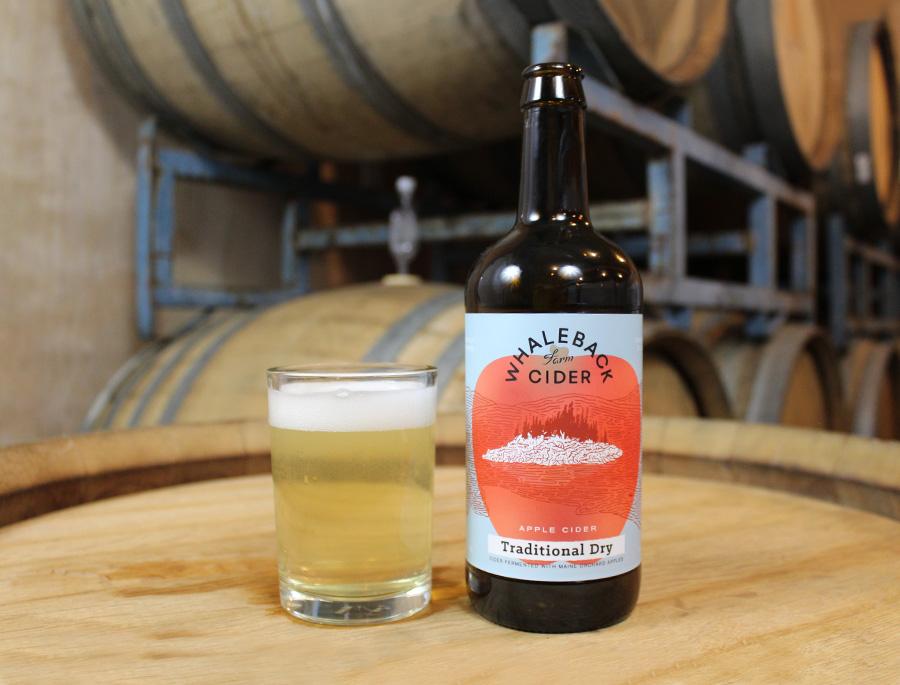 Whaleback Farm Cider - Traditional Dry