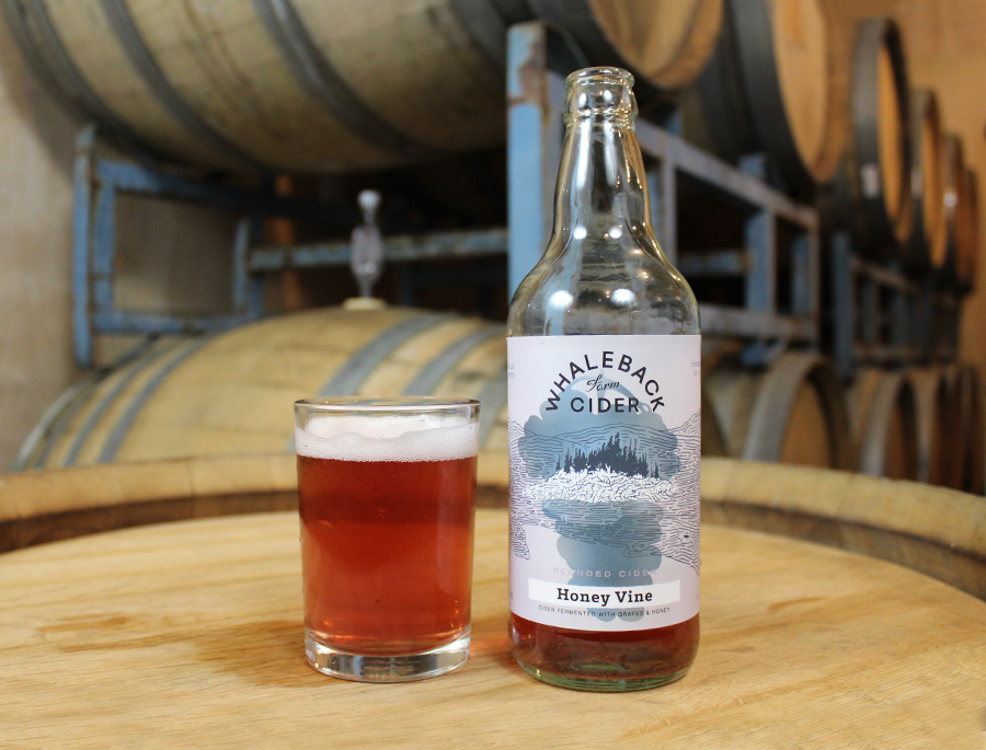 Whaleback Farm Cider - Honey Vine