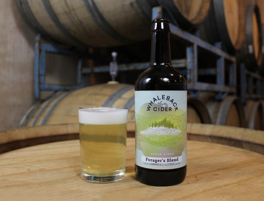 Whaleback Farm Cider - Forager's Blend