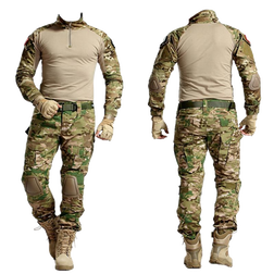 Camo Uniform