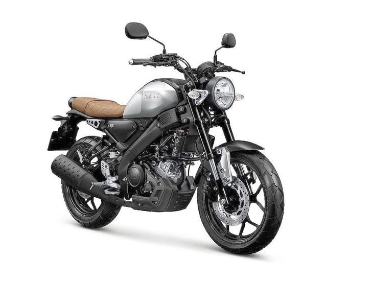 Yamaha XSR 155 2019