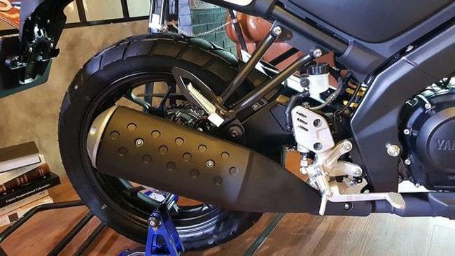 Po Yamaha XSR 155 2020