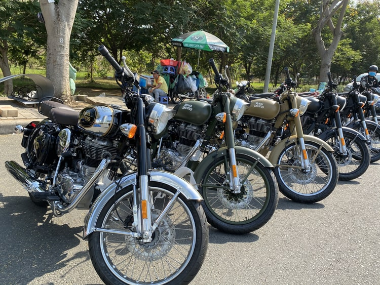 Royal Enfield Classic 500 TPHCM