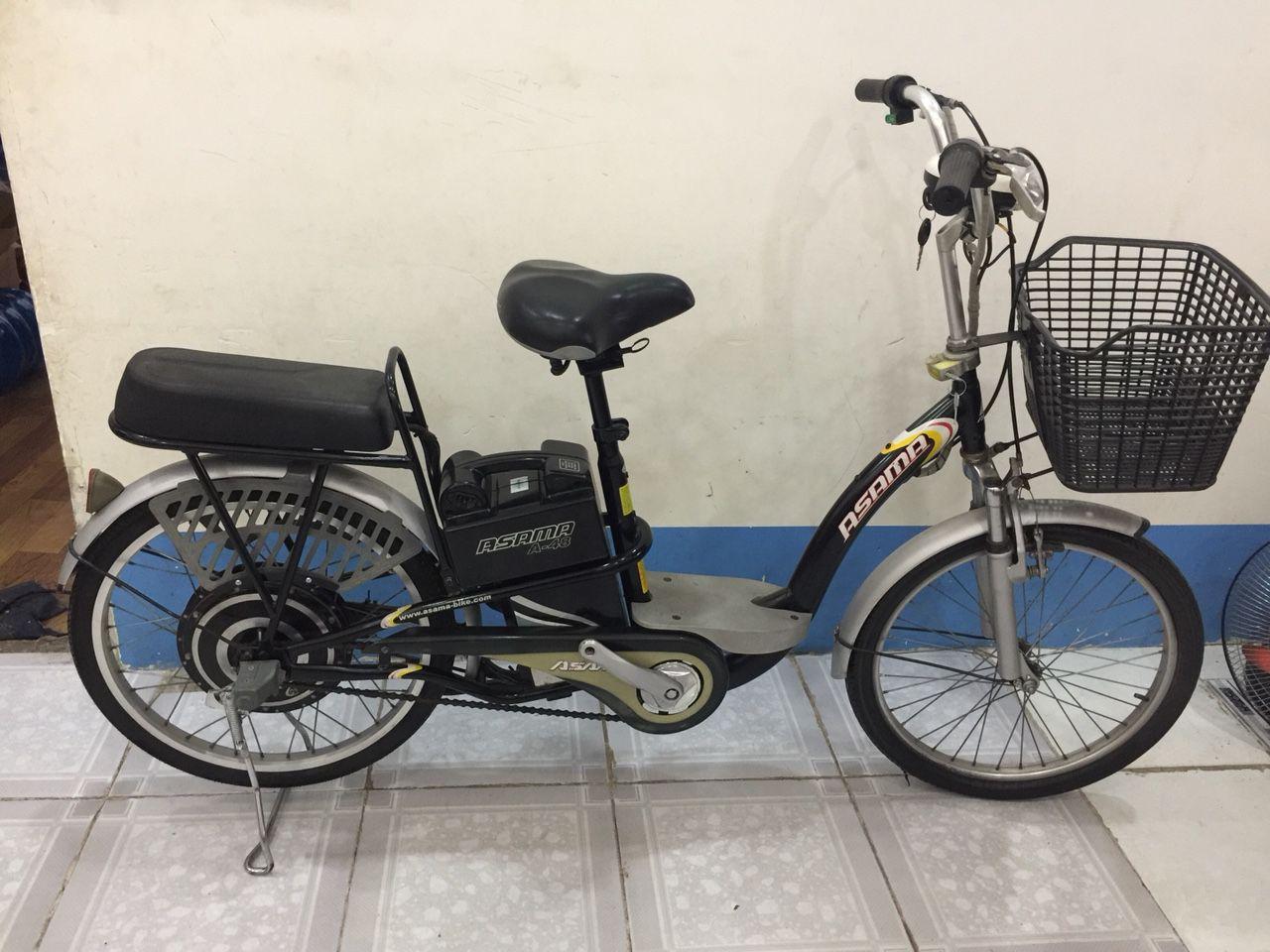 xe đạp điện asama cũ giá rẻ
