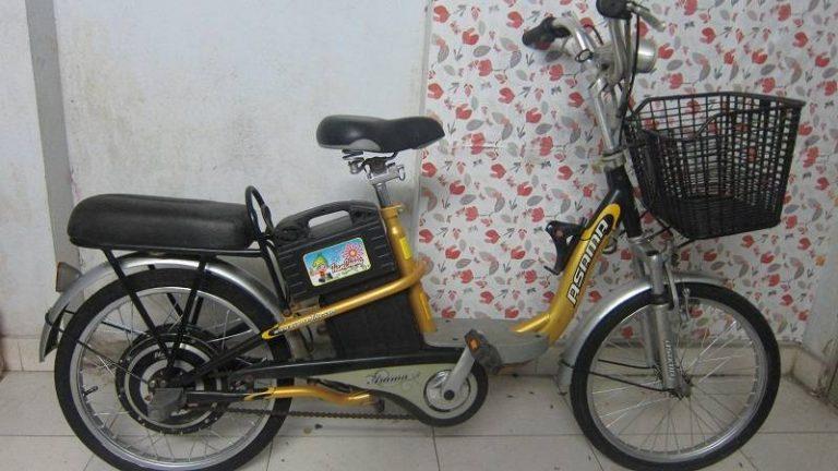 mua xe đạp điện asama cũ