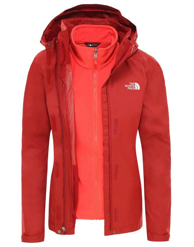 dağcılıkta giyim Polarlar, Kazaklar ve Termal Ceketler north face