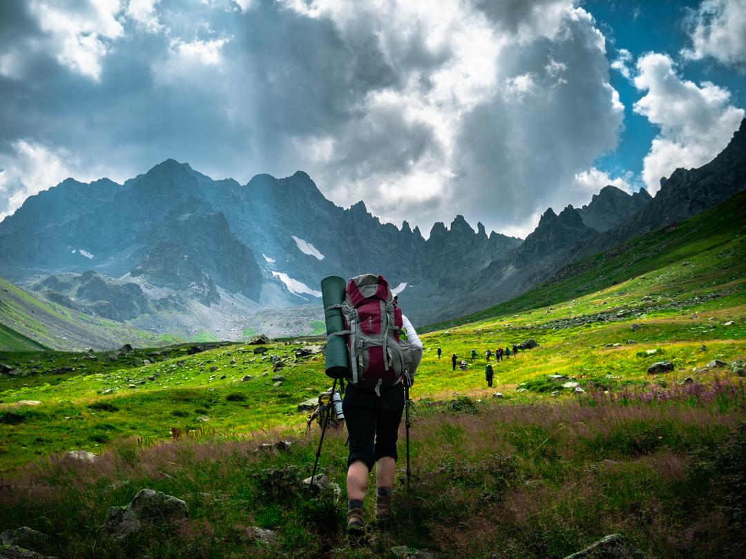 Kaçkarlar Trekking Hiking Nursen Yılmaz