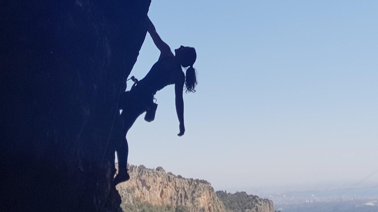 Kaya Tırmanışı geyikbayırı