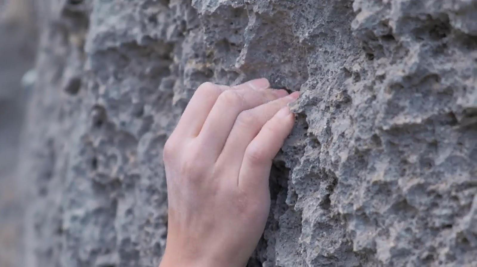 Kaya Tırmanış Teknikleri Açık Crimp