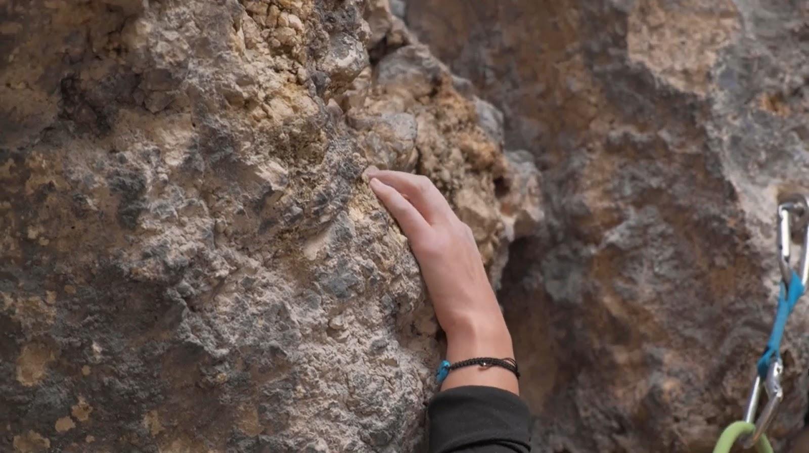 Kaya Tırmanışı Teknikleri Sloper