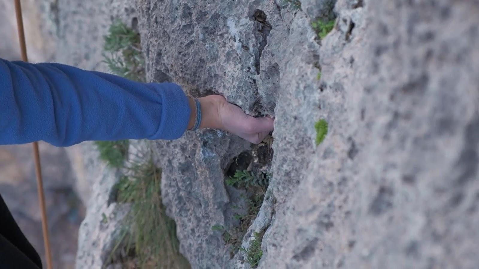 kaya tırmanışı teknikleri alt tutuş (undercling)