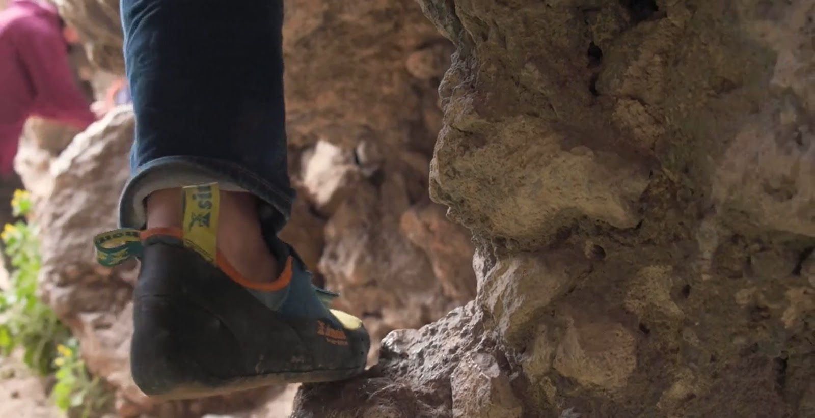 kaya tırmanışı teknikleri backstep
