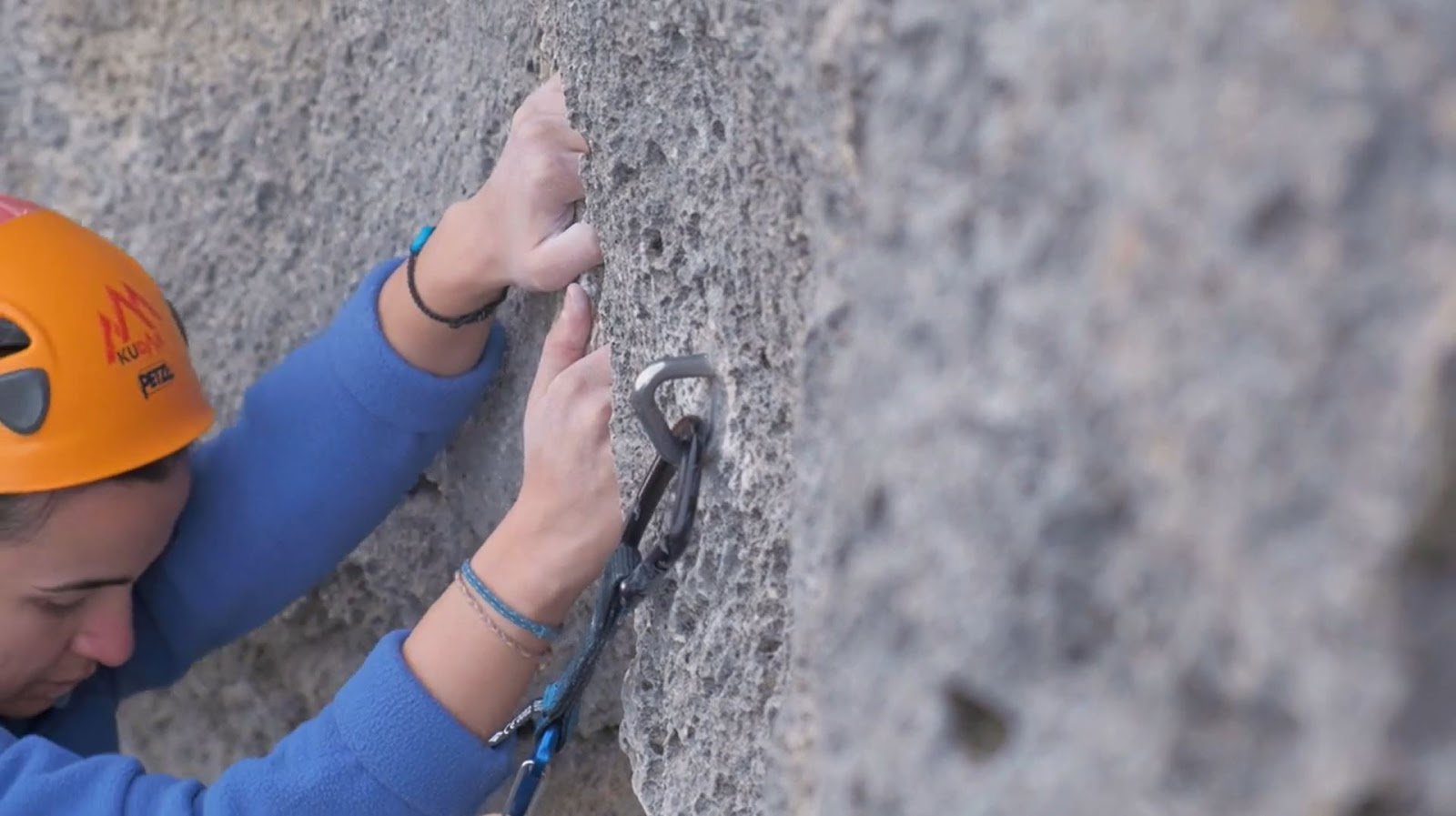 kaya tırmanışı teknikleri yaslanmak laybacking