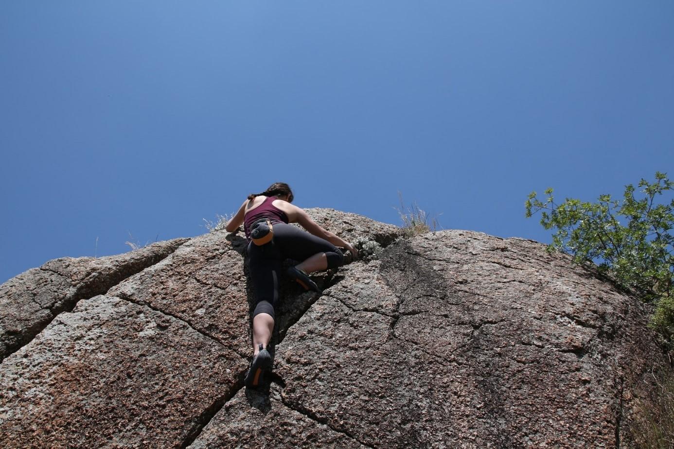 bafa gölü kaya tırmanışı bouldering nursen yılmaz
