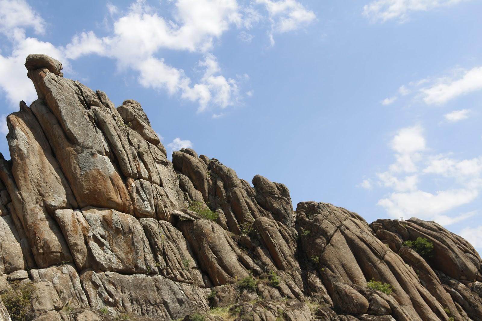 karakaya eskişehir kaya tırmanışı